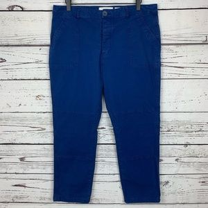 Anthropologie Hei Hei Billie Cropped Trousers
